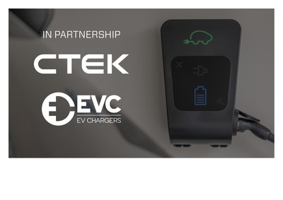 CTEK and EVC Logo