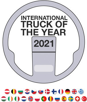 International Truck of the Year Logo