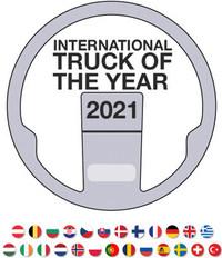International Truck of the Year Logo