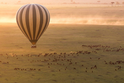 Introducing African Wonders, an all-new, family-friendly Four Seasons Private Jet journey