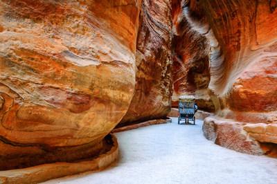 Petra, Jordan, Ancient Explorer itinerary