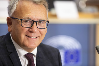 Nicolas SCHMIT, European Commissioner for Jobs and Social Rights.