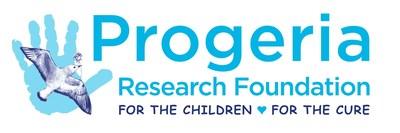 PRF_Logo_2019_4color_Outlines (PRNewsfoto/Progeria Research Foundation)