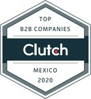 Clutch Announced the Top B2B Service Providers in Mexico for 2020