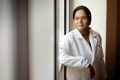 Thirumala-Devi Kanneganti, Ph.D., of St. Jude Children's Research Hospital