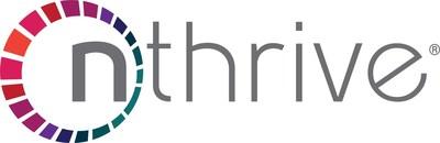 nThrive logo (PRNewsfoto/Clearlake Capital Group)