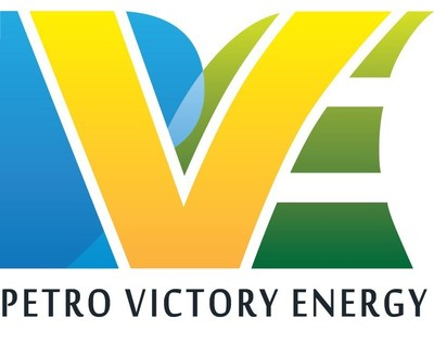 Petro-Victory Energy Corp. Logo (CNW Group/Petro-Victory Energy Corp.)