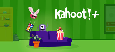 Kahoot!+ makes learning and fun with family and friends easier than ever