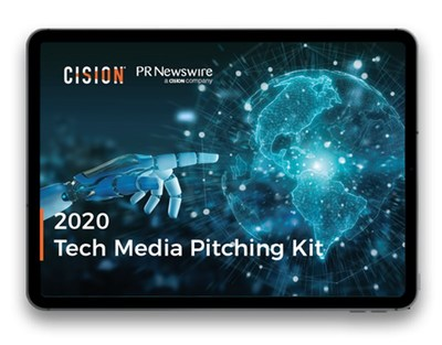 PR Newswire's 2020 Tech Media Pitching Kit