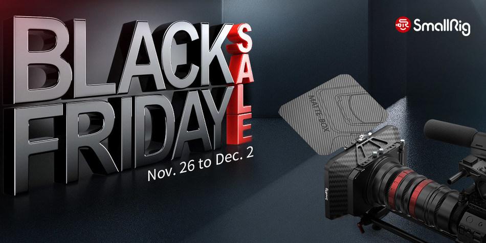 Smallrig Startet Black Friday Und Cyber Monday Angebote