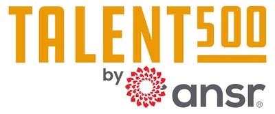 Talent500 by ANSR Logo