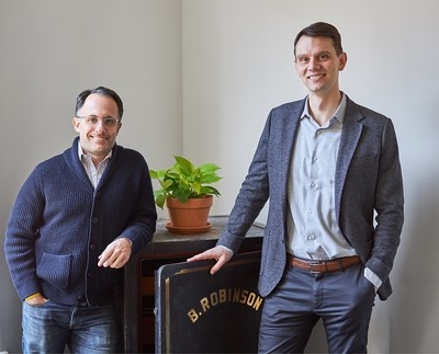 EquityMultiple co-founders Marious Sjulsen and Charles Clinton