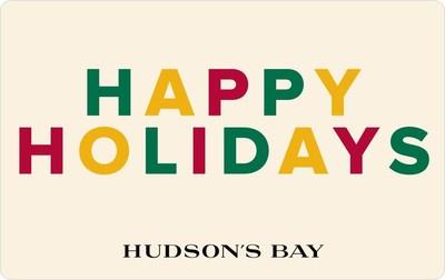 (PRNewsfoto/Hudson's Bay)