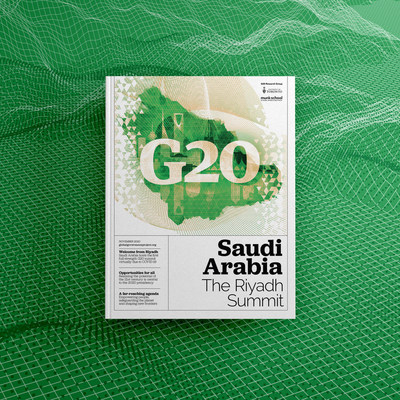 G20 Saudi Arabia, The Riyadh Summit (PRNewsfoto/Global Governance Project)