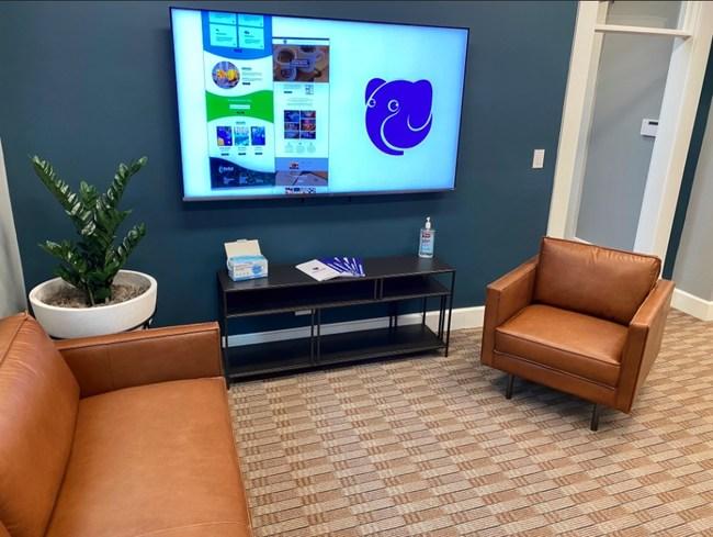 Interior of Horton Group Digital Marketing Agency Nashville