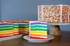 Families Adjust to Celebrate in a COVID World, TGI Fridays® Responds with Rainbow Cake and Platter Delivery