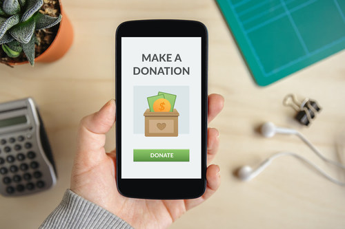 New Eagle Hill research finds 35% of Americans expect to donate less money or no money to charitable causes in the coming year.