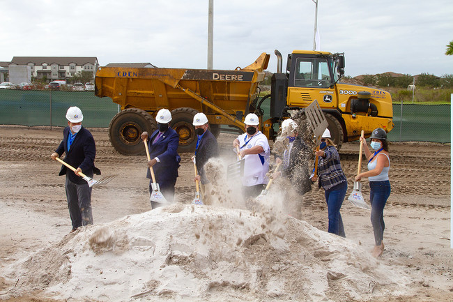 It's official! White Castle®, home of The Original Slider® and America's first fast-food hamburger chain, broke ground and began construction today on its Orlando location. The site will be the largest free-standing White Castle in the world. The family-owned business, founded in 1921, has been satisfying cravings for more than 99 years. Located in southwest Orlando at Unicorp's $1 billion The Village at O-Town West mixed-use development, White Castle expects to open by Spring 2021.