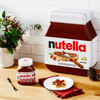 Nutella® Releases Limited-Edition DIY Holiday Breakfast Kit to...