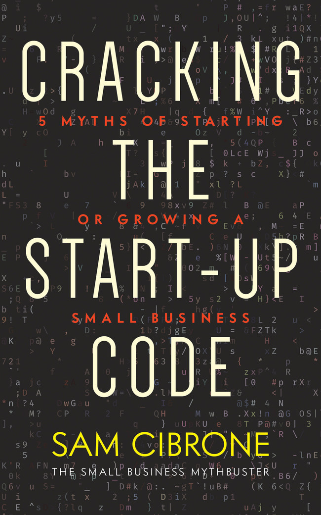 Cracking the Start-Up Code book cover