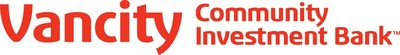 Vancity Community Investment Bank Logo (CNW Group/Canada Mortgage and Housing Corporation)