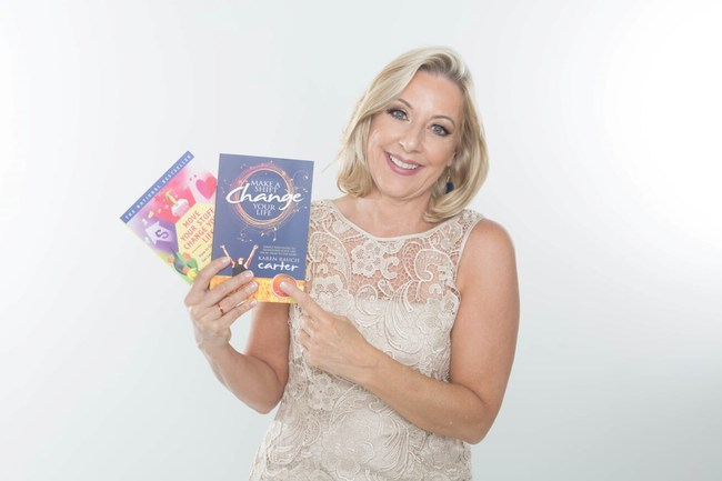 Best Selling Books on Feng Shui and Positive Life Transformation by Karen Rauch Carter