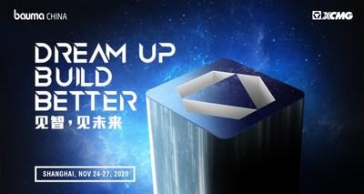 A XCMG participará da bauma China 2020 com a maior exposição ao ar livre (PRNewsfoto/XCMG)
