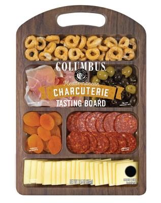 Columbus® Mediterranean Charcuterie Tasting Board