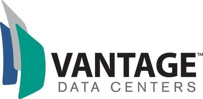 Logo : Vantage Data Centers (Groupe CNW/Vantage Data Centers)