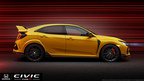 Civic Type R Trifecta: Fun to Drive, Chance to Win and Give Back all at Once!