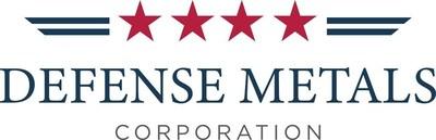 Defense Metals Corp. logo (CNW Group/Defense Metals Corp.)