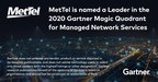 MetTel Named a Leader in the Inaugural 2020 Gartner Magic Quadrant for Managed Network Services