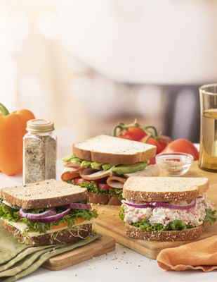 Aunt Millie's® Introduces 1 Net Carb and Organic Breads, Bringing Sandwiches to the Next Level