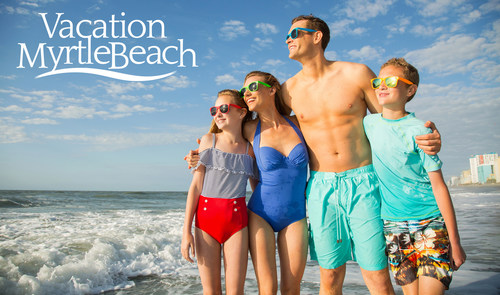 Vacation Myrtle Beach resorts are offering Cyber Specials all month long with savings on both accommodations and local attractions.