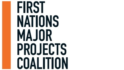 Logo: First Nations Major Projects Coalition (CNW Group/FNMPC)