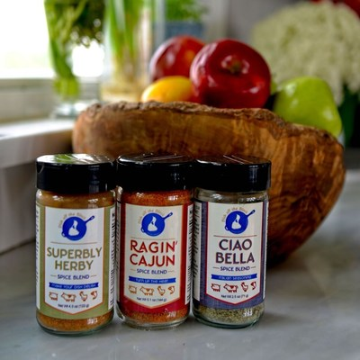 Dish off the Block Launches Spice Line, Cookbook Collaboration