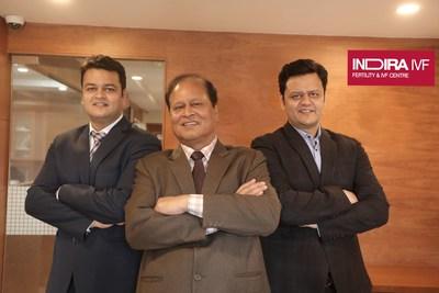 Dr. Kshitiz Murdia, Cofounder & CEO Dr. Ajay Murdia, Founder & Chairman Mr. Nitiz Murdia, Cofounder and Director