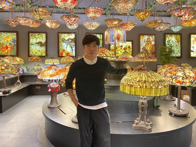 Well-known Malaysian interior design KOL iko in is also one of the collectors of TSG 1895 lightings.