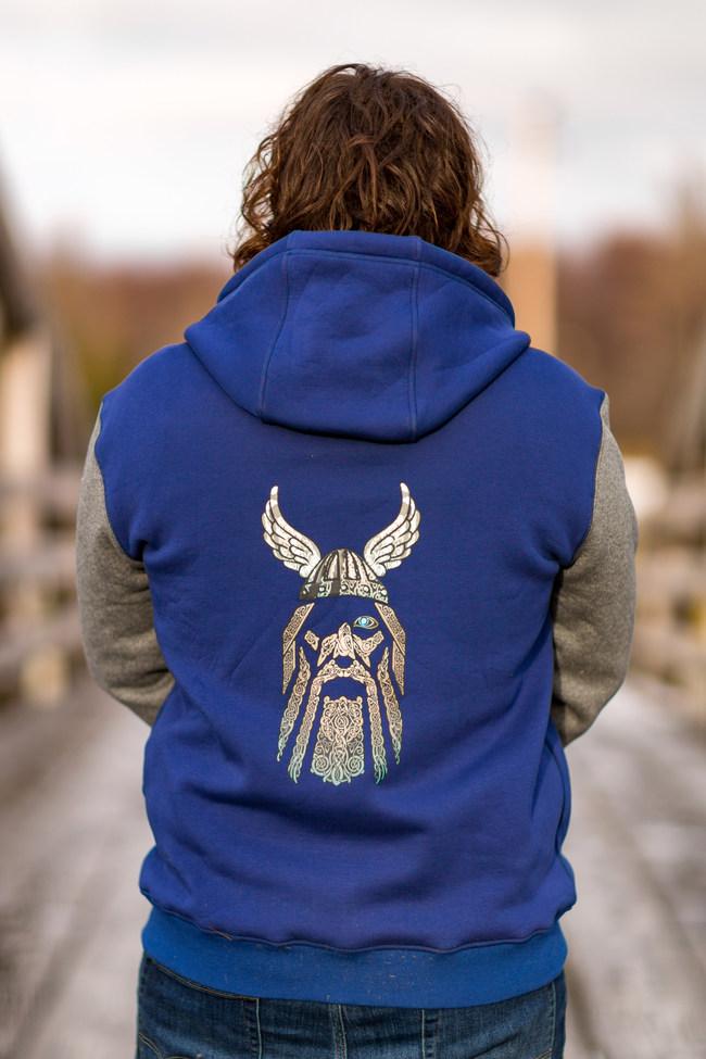 Viking Lair Luxurious Hoodie