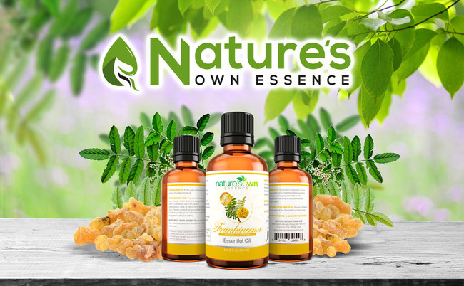 Nature's Own Essence Essential Oils