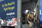 """Smithfield Foods Donates More Than 38,000 Pounds of Protein to Local Food Bank During """"Scouting for Food"""" Annual Food Drive"""