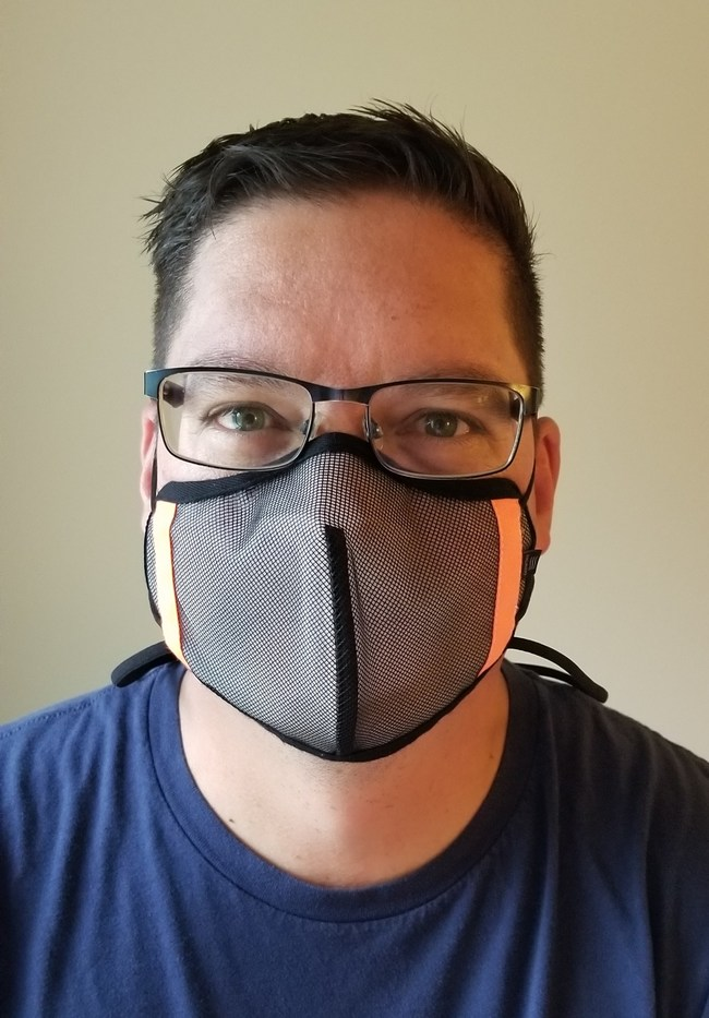 HelmetFitting.com's SHEMA97 Functional Active Mask uses high-performance nano fabric technology to protect the respiratory system from harmful substances and infectious sources.