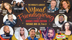 Hormel Foods To Host Star-Studded Virtual Friendsgiving Tuesday, November 24