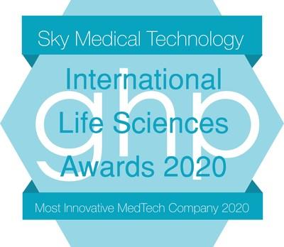 International Life Sciences Awards 2020 Logo