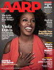 Academy Award®, Tony® and Emmy® Award-Winning Actress Viola Davis on Knowing Your Worth and Letting Your Inner Beauty Shine in AARP The Magazine