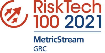 Chartis RiskTech 100 2021 GRC MetricStream