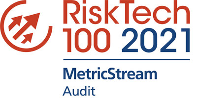 Chartis RiskTech100 2021 Audit MetricStream