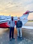 Red Jet Squadron Sets New HondaJet Record
