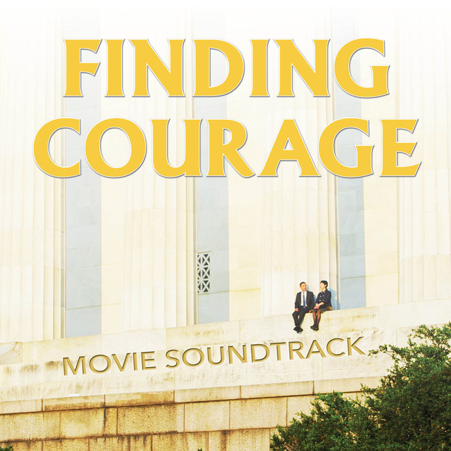 "Original movie soundtrack from ""Finding Courage"" by Swoop Films, now on iTunes."