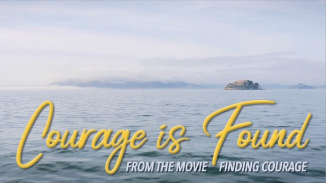 """Courage is Found"" featuring Mika Hale, from the original movie soundtrack ""Finding Courage"" by Swoop Films."